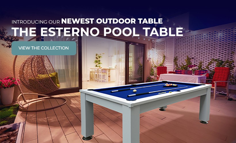 Ernesto Pool Table