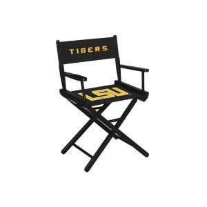 Louisiana State University Table Height Directors Chair