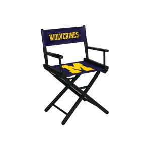 University of Michigan Table Height Directors Chair
