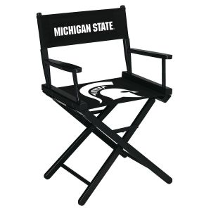 Michigan State University Table Height Directors Chair