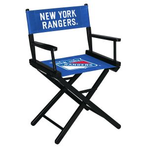 New York Rangers® Table Height Directors Chair