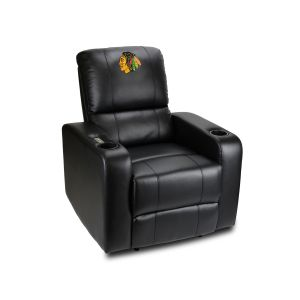 Chicago Blackhawks® Power Theater Recliner With USB Port
