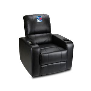New York Rangers® Power Theater Recliner With USB Port