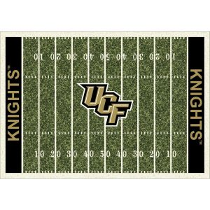 University Of Central Florida 8x11 Homefield Rug