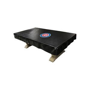 Chicago Cubs 8-ft. Deluxe Pool Table Cover