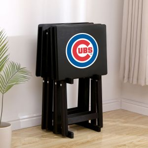 Chicago Cubs TV Snack Tray Set