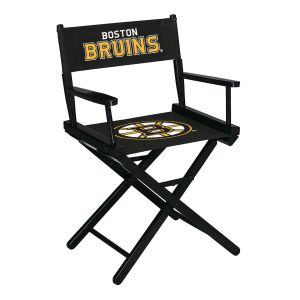 Boston Bruins® Table Height Directors Chair