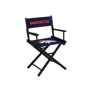 Denver Broncos Table Height Directors Chair