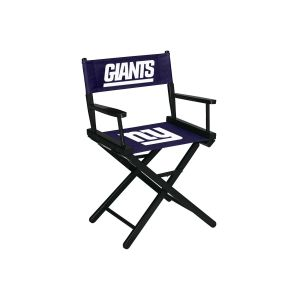 New York Giants Table Height Directors Chair