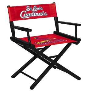 St. Louis Cardinals Table Height Directors Chair