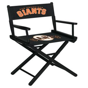 San Francisco Giants Table Height Directors Chair