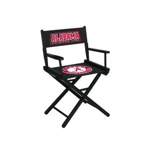 University of Alabama Table Height Directors Chair
