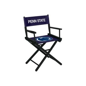Penn State University Table Height Directors Chair