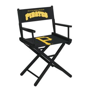 Pittsburgh Pirates Table Height Directors Chair