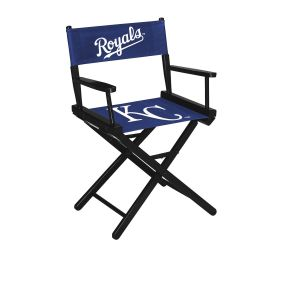 Kansas City Royals Table Height Directors Chair
